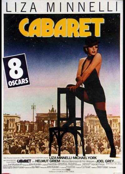 affiche du film CABARET