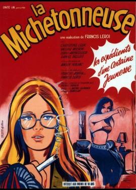 MICHETONNEUSE (LA) movie poster