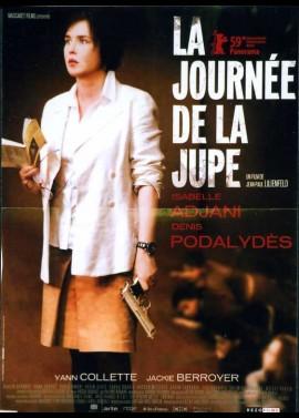 JOURNEE DE LA JUPE (LA) movie poster