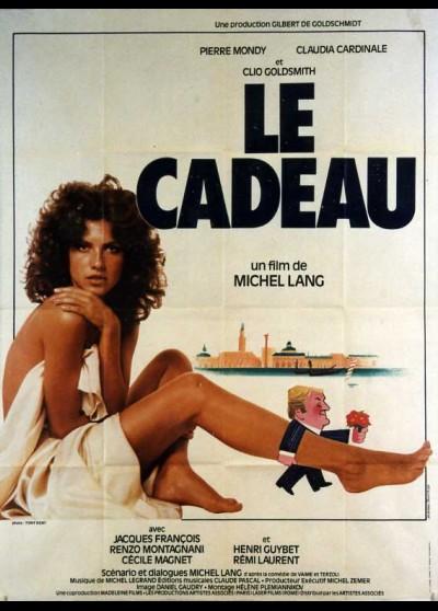 affiche du film CADEAU (LE)