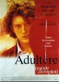 ADULTERE MODE D'EMPLOI