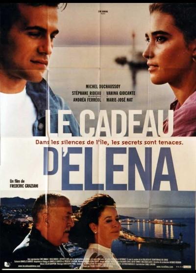 affiche du film CADEAU D'ELENA (LE)