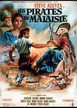 affiche du film PIRATES DE MALAISIE (LES)