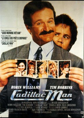 CADILLAC MAN movie poster