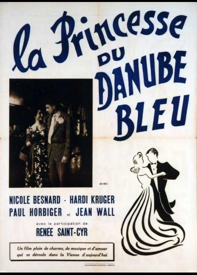 AN DER SCHONEN BLAUEN DONAU movie poster