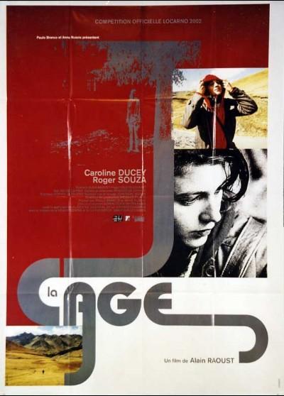 CAGE (LA) movie poster