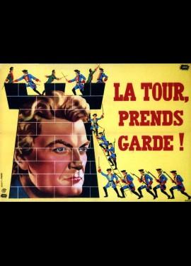 affiche du film LA TOUR PRENDS GARDE