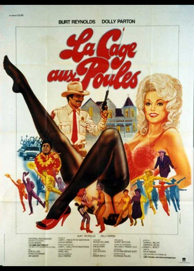BEST LITTLE WHOREHOUSE IN TEXAS (THE) movie poster