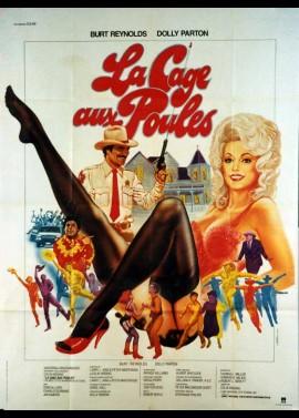 affiche du film CAGE AUX POULES (LA)