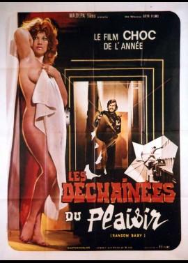 affiche du film DECHAINEES DU PLAISIR (LES)