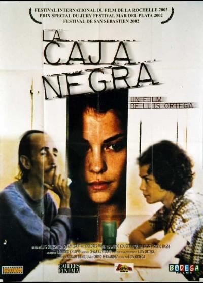 affiche du film CAJA NEGRA (LA)