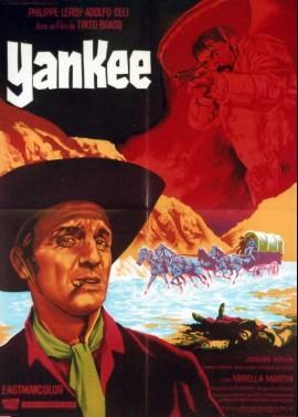 YANKEE movie poster