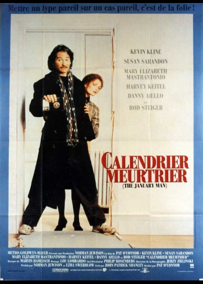 affiche du film CALENDRIER MEURTRIER