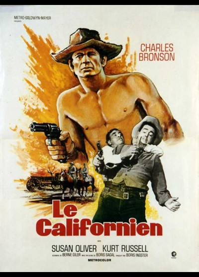 affiche du film CALIFORNIEN (LE)