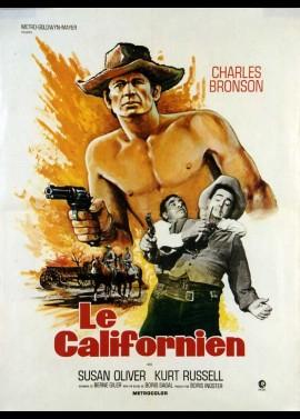 affiche du film CALIFORNIEN (LE)