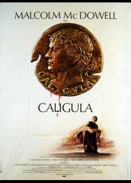 affiche du film CALIGULA