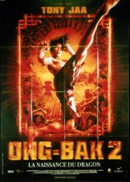 affiche du film ONG BAK 2