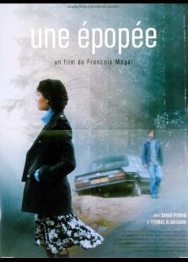 affiche du film UNE EPOPEE