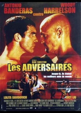 affiche du film ADVERSAIRES (LES)