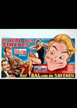 affiche du film BAL DES SIRENES (LE)