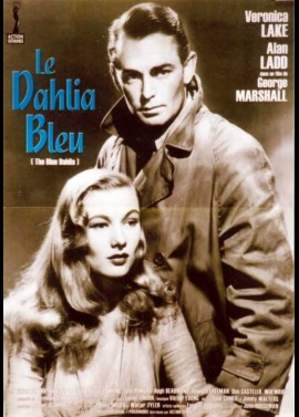 BLUE DAHLIA (THE) movie poster