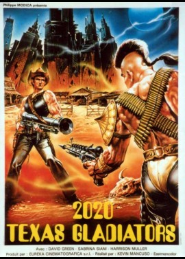 ANNO 2020 I GLADIATORI DEL FUTURO movie poster