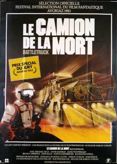 affiche du film CAMION DE LA MORT (LE)