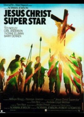 affiche du film JESUS CHRIST SUPERSTAR