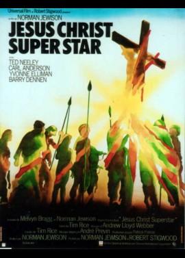 affiche du film JESUS CHRIST SUPERSTAR