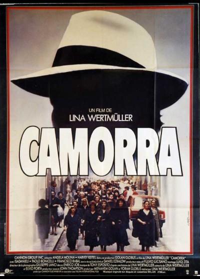 affiche du film CAMORRA