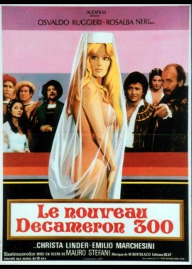 DECAMERON 300 movie poster