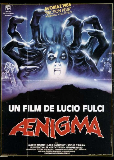 affiche du film AENIGMA