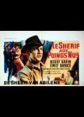 SHERIF AUX POINGS NUS (LE)