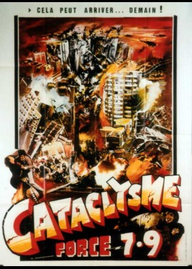 affiche du film CATACLYSME FORCE 7.9
