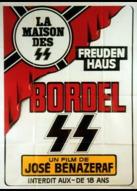 affiche du film BORDEL SS