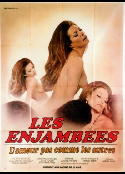 ENJAMBEES (LES) movie poster