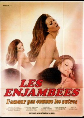 affiche du film ENJAMBEES (LES)