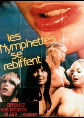 NYMPHETTES SE REBIFFENT (LES) movie poster
