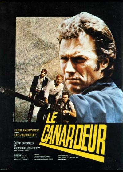 affiche du film CANARDEUR (LE)