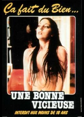 affiche du film CA FAIT DU BIEN / UNE BONNE VICIEUSE