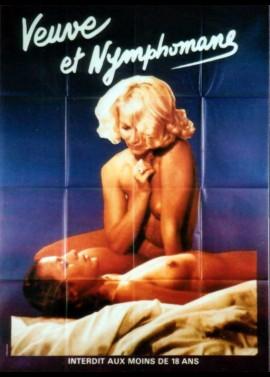 VEUVE ET NYMPHOMANE movie poster