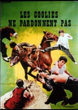 COOLIES NE PARDONNENT PAS (LES) movie poster