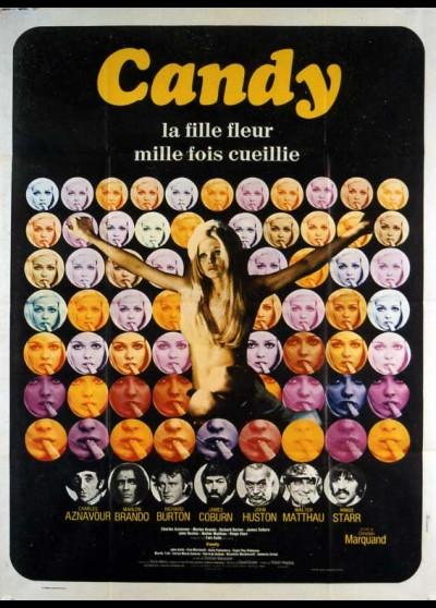 affiche du film CANDY