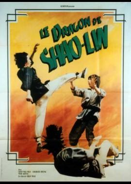 affiche du film DRAGON DE SHAOLIN (LE)