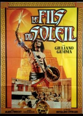 affiche du film FILS DU SOLEIL (LE)