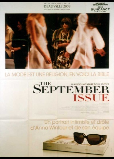 SEPTEMBER ISSUE (THE) movie poster