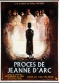 PROCES DE JEANNE D'ARC (LE)