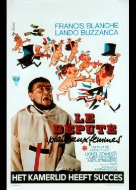 ALL'ONOREVOLE PIACCIONO LE DONNE movie poster