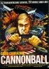 affiche du film CANNONBALL