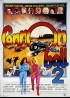 CANNONBALL 2 movie poster